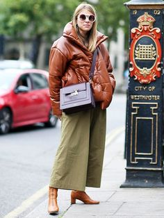 50 Street Style Looks From London to Inspire Your Autumn Wardrobe via @WhoWhatWearUK