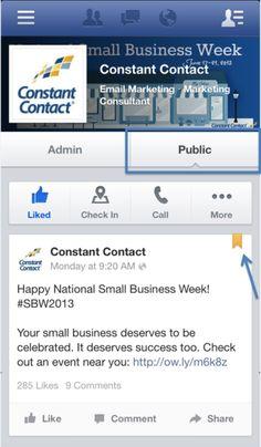 4 Facebook Mobile Marketing Tips for Small Businesses  - epublicitypr.com