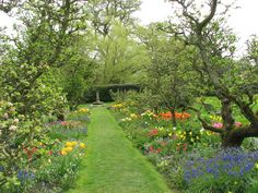 Hergest Croft - ornamental orchard (C) Andrew Jones :: Geograph Britain and Ireland