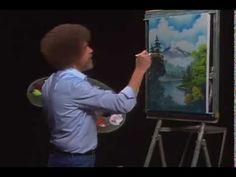 bob ross joy of painting full episode Bob Ross Painting Videos, Bob Ross Paintings, Happy Paintings, Oil Paintings, Acrylic Painting Techniques, Painting Lessons, Painting Tutorials, Art Tutorials, Bob Ross Youtube