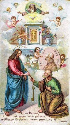 Catholic Art, Catholic Saints, Jesus Christ Images, Christian Friends, Religious Pictures, Man And Dog, Orisha, Blessed Virgin Mary, Prayer Cards