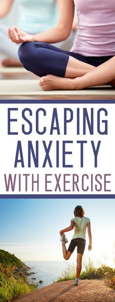 The Ultimate Guide to Living (Well) With Anxiety, Part 6 – What Can Exercise Do for Anxiety? Natural anxiety treatment - this works for me and I bet it would work for you too! Anxiety relief MIGHT be as easy as a pair of running shoes! Natural Treatment For Anxiety, Anxiety Disorder Treatment, Natural Remedies For Anxiety, Anxiety Remedies, Natural Anxiety Relief, Sleep Remedies, How To Cure Anxiety