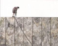 Hyuro. Watercolor on paper/ 50,8x40,6cm/ 2013.
