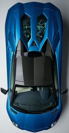 Luxury Cars  :   Illustration   Description   2018 Lamborghini Aventador S Roadster by Levon #luxurycars