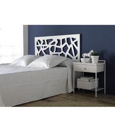 Comprar online Cabezal Moderno de Hierro : Modelo GRAN CANARIA Design Moderne, Bed, House, Furniture, Home Decor, Internet, Model, Home Decorations, Blue Headboard
