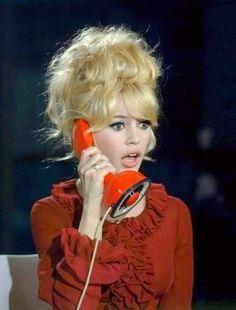 Brigitte Bardot l'icône des années 60 ♡