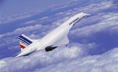 Concorde HD Wallpaper