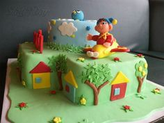 Noddy cake, Nodi torta