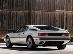 The Sexiest New Car Is Probably This 1981 BMW M1 • Petrolicious