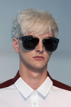 Benjamin Jarvis at Andrea Pompilio S/S 2015 (via) Ivan Bubalo, Handsome Guys, Male Models, Supermodels, Eye Candy, Fashion Photography, Shape, Eyes, Inspiration