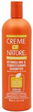 Only shampoo I use outside of what my hair dresser uses at the salon.
