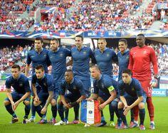 France / Islande   Test game