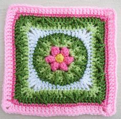 Ravelry: Project Gallery for Flower and Trebles Tutorial pattern by Margaret MacInnis