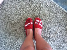 Really cute toms:) they are mine:)