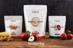 Crunchy Fruits & Crunchy Veggies. Ideal als Topping für Smoothies.