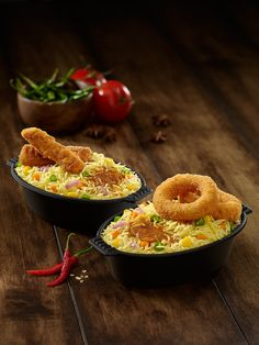 Burger King Rice Bowls on Behance