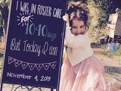 Every day, 1,200 kids enter foster care in the United States. Together We Rise is a 501(c)3 non-profit organization made up of young adults and former foster youth who aim to improve the lives of foster children in America. TWR post photos of newly adopted kids to Instagram and the response was amazing.