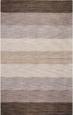 $119 Bashian Contempo Stripes 1 Grey Rug