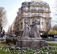 Place de l'Alma, PARIS, France