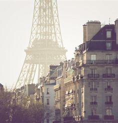 Original art for sale at UGallery.com | Paris Magic Hour by Rebecca Plotnick | photography