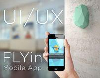 FLYin - Mobille Application