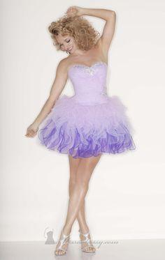 Mori Lee 9199 Dress - MissesDressy.com