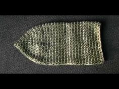 How to Crochet A Basic Baby Cocoon Part  2 of 2