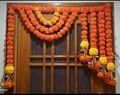 Diwali Decoration Items, Diya Decoration Ideas, Diwali Decorations At Home, Decoration Crafts, Backdrop Decorations, Festival Decorations, Diy Wedding Decorations, Flower Decorations, Rangoli Designs Flower