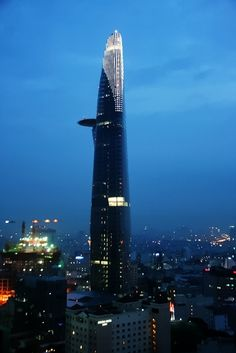 Amazing Snaps: Bitexco Financial Tower   See more. In Ho Chi Minh City, Vietnam