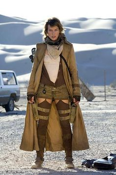 Resident Evil Extinction - too much for the school fete?
