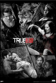 True Blood books of course were way better to me. Even the last one! Loved it. Books are by Charlaine Harris Serie True Blood, Hbo Tv Shows, Real Vampires, Eric Northman, Film Serie, Movies Showing, Werewolf, Favorite Tv Shows, Rutina Wesley