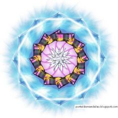 Mandalas Mágicas: Mandalas para Contemplação 1