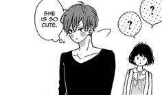 manga, cute, and love image Manga Couple, Anime Couples Manga, Manga Anime, Anime Art, Manga Love, I Love Anime, Manga Girl, Manga Pictures, Love Images