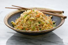 An Easy Tutorial for Making Great Fried Rice