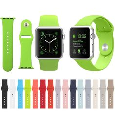 AngelSale - Replacement Silicone Band for Apple Watch, $7.99 (http://www.angelsale.com/apparel-accessories/watches/replacement-silicone-band-for-apple-watch/)