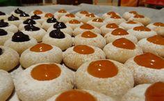 Křehké sušenky jednoočko