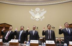 In male-dominated Congress, it's male-dominated committee hearings - The Washington Post