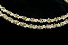 Greek Wedding, Here Comes The Bride, Wedding Jewelry, Swarovski Crystals, Pearl Necklace, Pearls, Diamond, Wedding Crowns, Gold