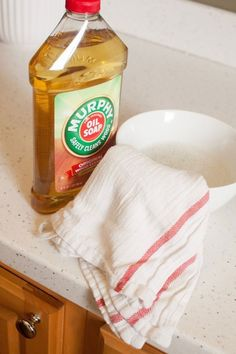 How To Clean Wood Kitchen Cabinets (and the Best Cleaner for the Job) & 29 Best How To Clean Kitchen Cabinets images | Cleaning Cleaning ...