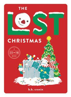 """Read """"The Lost Christmas"""" by B. Cronin available from Rakuten Kobo. A Christmas confection from the brilliant creator of The Lost House and The Lost Picnic! It's time to decorate the tree . Christmas Stories For Kids, A Christmas Story, Christmas Diy, Christmas Decorations, Christmas Ornaments, Christmas Music, Christmas 2019, Xmas, Hanging Christmas Lights"""