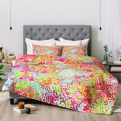 9e5e253e47a Joy Laforme Abstract Tropics I Comforter