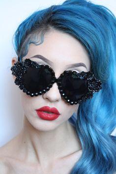Her Tiny Teeth sunglasses $85.00 Love!!!