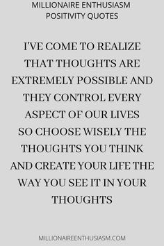 Thoughts are powerful so control yours and yours will control you #thoughts #thinking #powerful #mind Motivational Quotes For Success, Inspirational Quotes, Woman Quotes, Life Quotes, Choose Wisely, Affirmation Quotes, Daily Affirmations, How To Stay Motivated, Thinking Of You