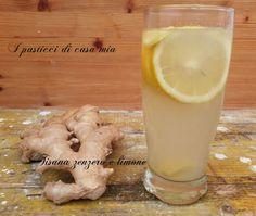 Tisana+zenzero+e+limone