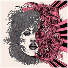 vinyl cover design 2014 - Iain Macarthur