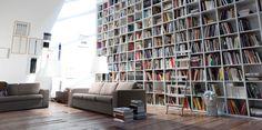 Nice personal library - interlübke | studimo