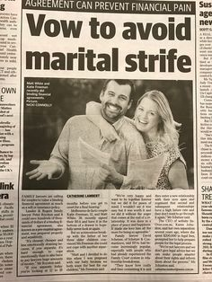 Thank you for the mention in today's @HeraldSun @Catheri58682416 We appreciate it! www.its-over.com.au #defacto #legal #legalresources #familylaw #breakup #financialfreedom #financialplanning #assetprotection #assets #prenup #prenuptual #engaged #myrights #breakup #divorce #divorced #singleparent #girlfriend #boyfriend #childsupport #parentingplan #parentingagreement #itsover #defacto #relationship #relationshipgoals #protectyourassets