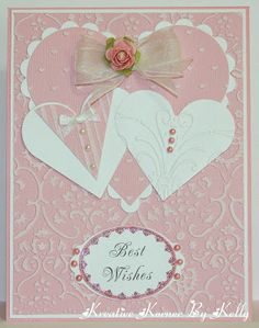 Kreative Korner By Kelly: A Few Graduation and Wedding Cards
