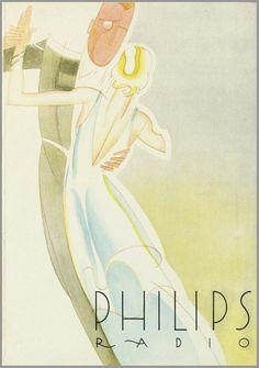 Voor Philips radio's 1931 - Anonyme