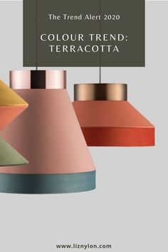 We are nearly mid-way through 2020 and the terracotta colour trend is still going strong. Perhaps its due to Covid 19 and all of us staying inside our homes and seeking warm, cosy and comfy spaces. Color Trends, Terracotta, Cosy, Strong, Homes, Warm, Spaces, Colour, Contemporary